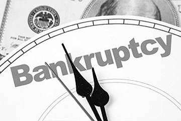 Most bankruptcy cases take about 4 to 6 months...