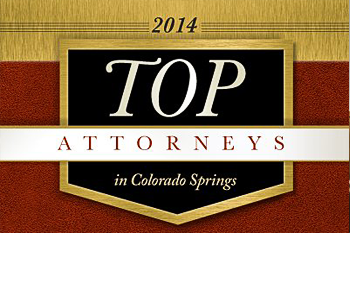 Swift Bankruptcy Law Firm was voted a 2014 Top Attorney in Colorado Springs