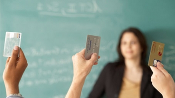 Teach College Students Credit Card Perils