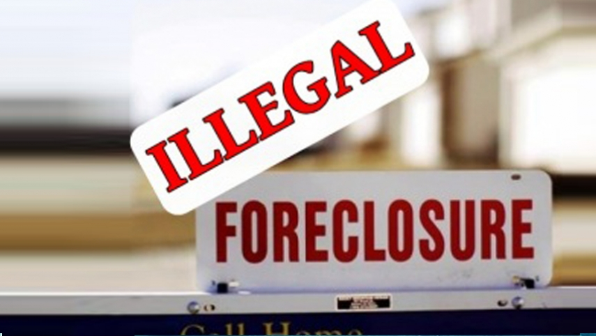 Colorado Springs Foreclosures on Military Members May Be Illegal
