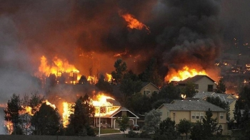 Wildfires May Compel Colorado Springs Residents to Contemplate Bankruptcy
