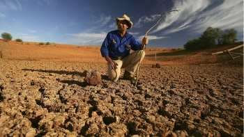 Drought Dries Up Farmer Savings