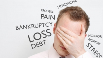 The Mental Burdens of Bankruptcy